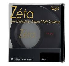 62mm UV FILTER - KENKO ZETA -ULTRA PREMIUM SERIES FILTER & BONUS 16GB FLASH