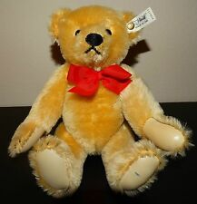 Limited Edition Steiff William Shakespeare Bear - Collectible