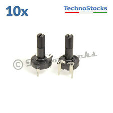10x Potenziometro PT15 1K Monogiro Lineare Trimmer - Linear Potentiometers