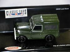 Land Rover  escala 1/43 Limited Edition Vitesse Ref.28000