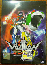 Voltron Force (Chapter 1 - 26 End) ~ 3-DVD SET ~ English Version ~ Anime
