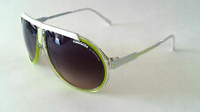 CARRERA ENDURANCE AVIATOR SUNGLASSES - MODEL K38 ED - CRYSTAL - 16,000+ F/BACK