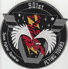 PARCHE STAR GATE ATLANTIS 901st FLYING TIGERS SPACE FS STARGATE PATCH