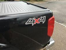 4X4 OFF ROAD  STICKERS / DECALS X2. FOR LAND ROVER, NAVARA. WARRIOR, Ect