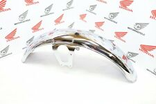 Honda CX 500 A D Fender Front Fender Mud Guard Chrome Repro New