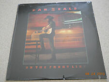 "Dan Seals ""On The Front Line""  Record Album Unopened EMI PW 17231"