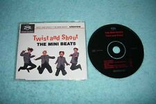 The Mini Beats Maxi-CD Twist And Shout - 5-track CD - The Beatles COVER VERSION