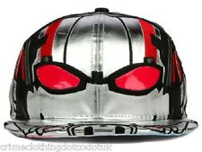 "Marvel ""Ant-Man"" Character Armor 59FIFTY Mens Fitted Cap Hat 7 3/8 58.7CM"