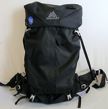 Gregory Z65 Backpacking and Hiking Pack - Storm Black - Large