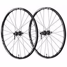 """Shimano XT M785 27.5"""" MTB Tubeless Wheelset WH-M785-F/R [F:9x100mm / R:9x135mm]"""