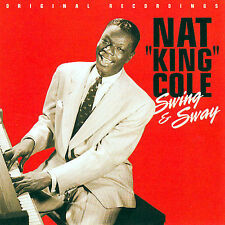 "Swing Away by Nat ""King"" Cole, Nat King Cole (CD, 2003, Green Hill Productions)"