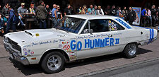 Go Hummer 1968 Dodge Dart 1/25th scale model car decal