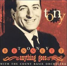 CD Anything Goes - Bennett, Tony NEW