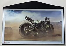 Gears Of War 4 Exclusive Lithograph From Collector's Edition