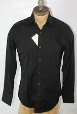 AUTH Gucci Men Classic Fit Long Sleeve Shirt 15.5 39