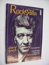 ROCKERILLA #375 - DAVID LYNCH - SMITHS - GARY NUMAN - SIGUR ROS - COLDPLAY