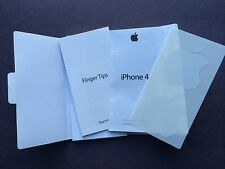 Apple iPhone 4 Starter Manual
