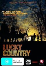 Lucky Country DVD NEW