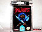 Final Fantasy Nintendo NES New Factory Sealed VGA 85 MINT SNES