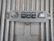 97 - 01 Jeep Cherokee XJ Dash Switch Cluster  Rear Wiper Rear Defrost Fog Lights