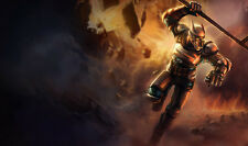 League of Legends | NA | 1-7 lvl | Riot K-9 Nasus