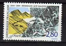 France : 1994 Yvert 2876 ( Hommage aux Maquis ) Neuf ( MNH )