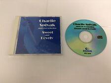 Charlie Spivak Sweet and Lovely RARE 20 TRK CD
