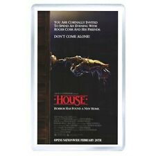 1986 Film house Fridge Magnet Iman Nevera