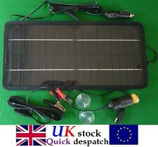 8.5w Solar Panel 12V Car Boat Caravan 5V USB Phone Battery Charger only 300g