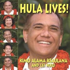 NEW - HULA LIVES! by KEAULANA; KIMO ALAMA/HULU; L