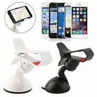 Universal 360 Degree Rotating Car Windshield Mount Stand Holder For IPhone FE