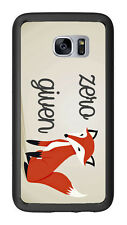 Zero Fox's Given Funny For Samsung Galaxy S7 G930 Case Cover by Atomic Market