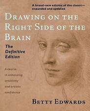 Drawing on the Right Side of the Brain (4th Edition) by Betty Edwards Paperback
