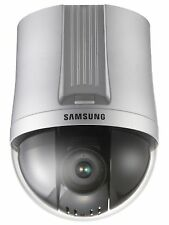 SAMSUNG SPD-3700P 37x PTZ DOME CAMERA  HIGH RESOLUTION & PSU TELEMETRY VIA COAX