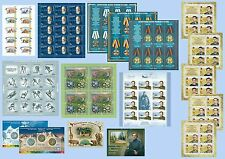 RUSSIA 2014 Q1 part of FULL YEAR Set in FULL SHEETS MNH FREE SHIPPING