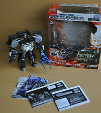 Transformers Prime Takara Tomy AM-24 Silas Breakdown Complete MIB with minion.