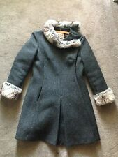 Vintage John Wanamaker Mimi Shop Women's Winter Coat Jacket Size ~Small S