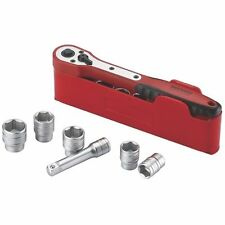 "Teng Tools 1/4"" Drive Ive 13 Piece Socket Set 4-13Mm Socket sets - M1413N1"