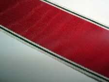 MEDAL RIBBON-GOOD OLD QUALITY GERMAN/GERMANY ORDER OF THE GERMAN EAGLE 35mm