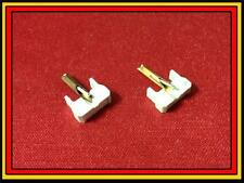 2 New Japan Needle/Stylus for Shure M-71 Cartridge M-74 M-75 N-74C N-75C 760-D6