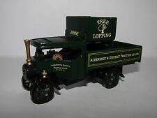 MATCHBOX YESTERYEAR FODEN STEAM LORRY ALDERSHOT & DISTRICT JENNY Y27 CODE 3