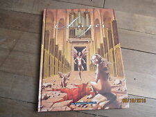 ALBUM BD ANGES tome 1 psaume 1  dieter boiscommun eo 2001 humanoides associes