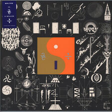 Bon Iver - 22, A Million (Vinyl LP - 2016 - US - Original)