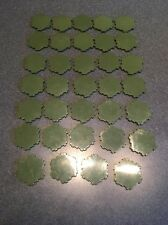 "Heroscape Swamp Water Tile ""34"" 1-hex Tiles"