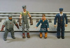 LIONEL POLAR EXPRESS DUDES 6-31960 train people conductor engineer 6-24203 NEW