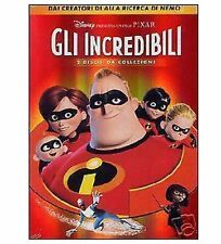 DISNEY DVD Gli incredibili - ed. italiana