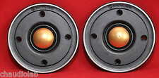 New Pair (2 units) Monitor Audio TBX025 V2 25mm Gold Dome Tweeters