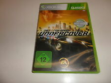 Xbox 360 Need for Speed Undercover