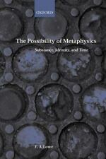 The Possibility of Metaphysics: Substance, Identity, and Time ~ Lowe, E. J. PB