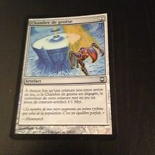 MTG MAGIC DARKSTEEL GENESIS CHAMBER (FRENCH CHAMBRE DE GENESE) NM FOIL